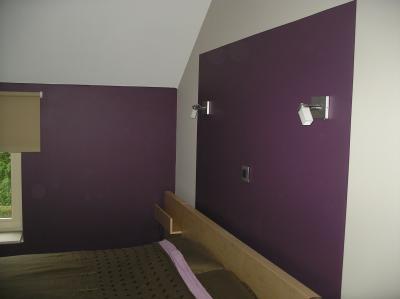 peinture directement sur le mur notre projet fouuuuuuuuuuuu. Black Bedroom Furniture Sets. Home Design Ideas