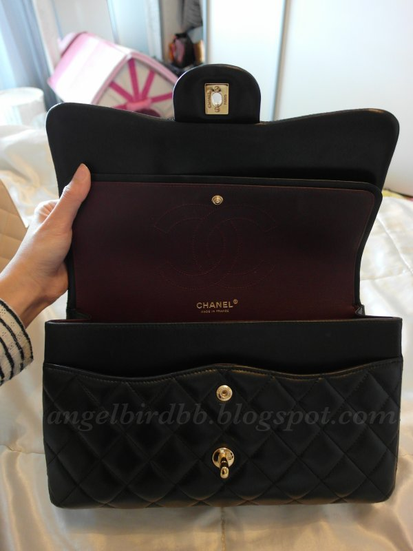 Review Chanel Jumbo Angelbirdbb